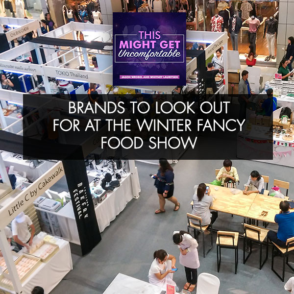Top Vegan Products from The Winter Fancy Food Show 2020