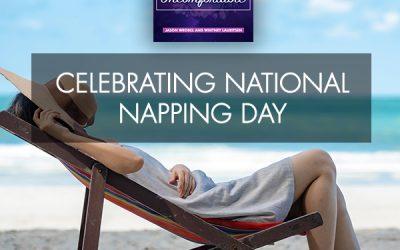 Celebrating National Napping Day