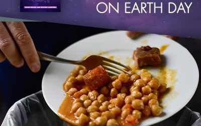 Food Waste Awareness On Earth Day