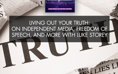 Living Out Your Truth: On Independent Media, Freedom Of Speech, And More With Luke Storey