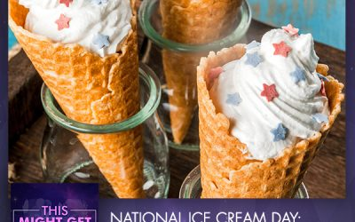 National Ice Cream Day: Finding Joy During Summer And Vegan Support During Quarantine