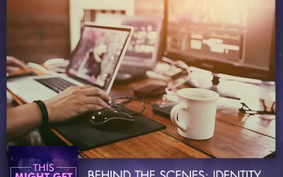 Behind The Scenes: Identity and the Existential Crises Of Content Creators with Jason Horton