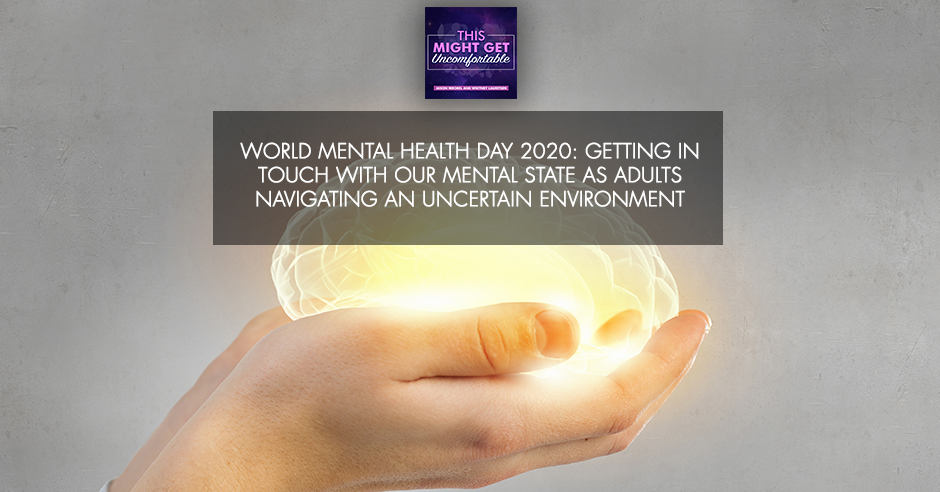 MGU 131   World Mental Health Day 2020
