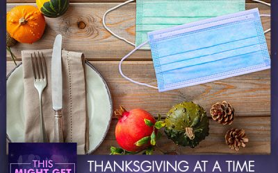 Thanksgiving At A Time Of COVID, Social Media Pressures, And Finding Joy In Food