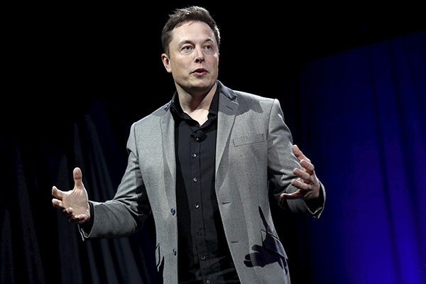 MGU 185 | Elon Musk