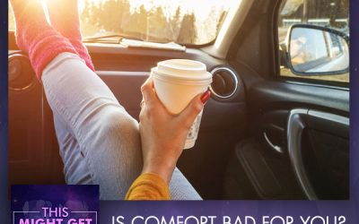 Is Comfort Bad For You? The Dangers Of Escapism And Overwork