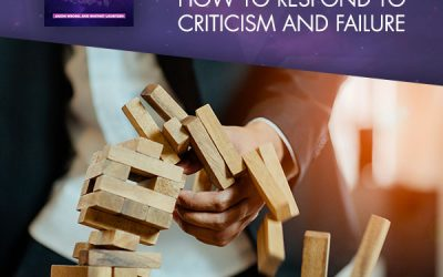 When You Do Your Best And Still Fall Short – How To Respond To Criticism And Failure