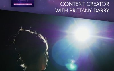 Fame Isn't Everything: The Pressure To Be A Good Artist And Content Creator With Brittany Darby