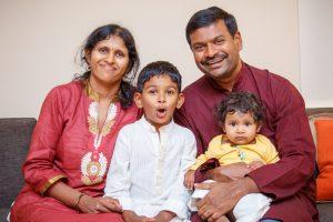 MGU 276 Srini & Usha Gowrishetty   Young Minds